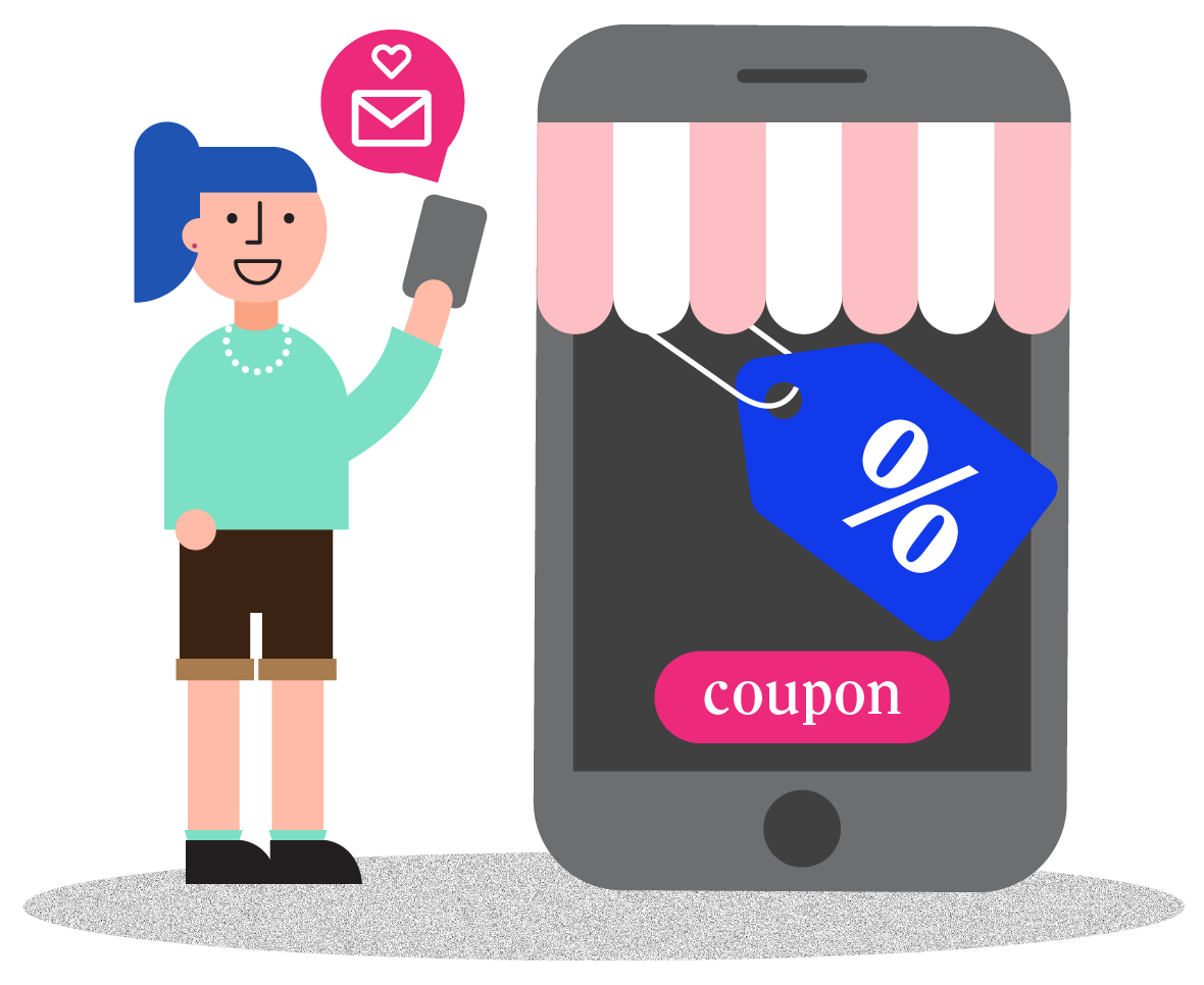 Sms coupon digitali
